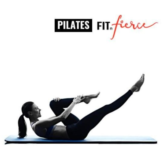 Pilates class at Fit n Fierce fitness studio in central Hong Kong